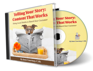 Telling Your Story Disc